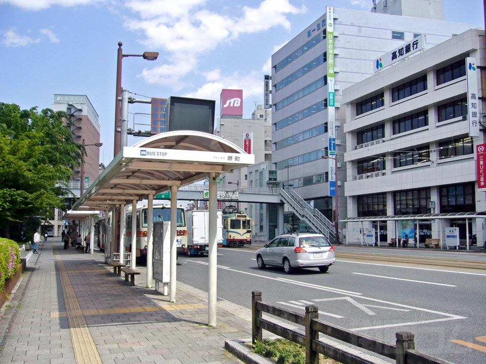 桐島、部活 バス停留所